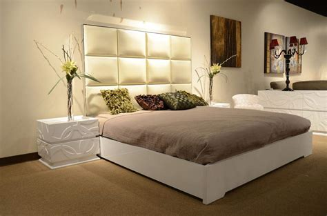 unique transitional  contemporary luxury bedroom set furniture st petersburg florida vc