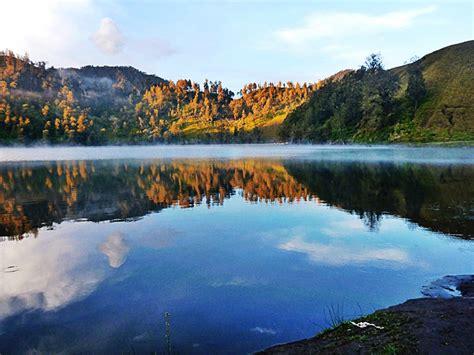 Paket Pesona paket wisata ranu kumbolo lumajang jawa timur pesona indonesia