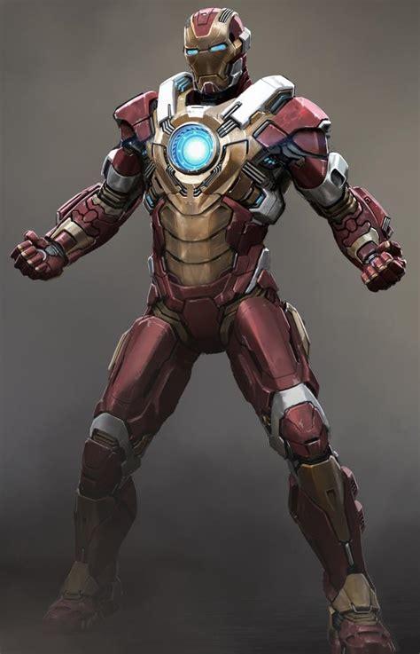 iron man iron man 3 iron legion concept art 171 film sketchr