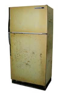 By replacing old refrigerators dishwashers and washing machine