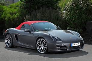 Porsche Tuners Schmidt Revolution Light Tuning For The Porsche Boxster