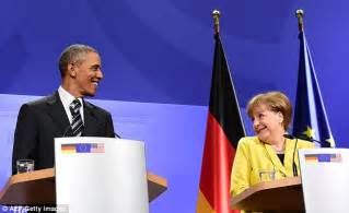 president obama arrives in germany to fierce protests