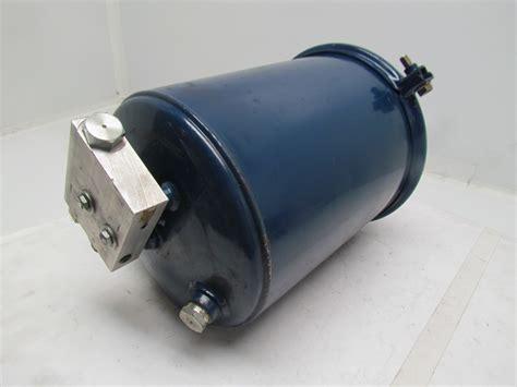 como hydraulic filter housing w safety valve ebay