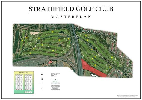 Of New Master Mba Course Plan by Strathfield Gc Accept Golf By Design Master Plan Golf By