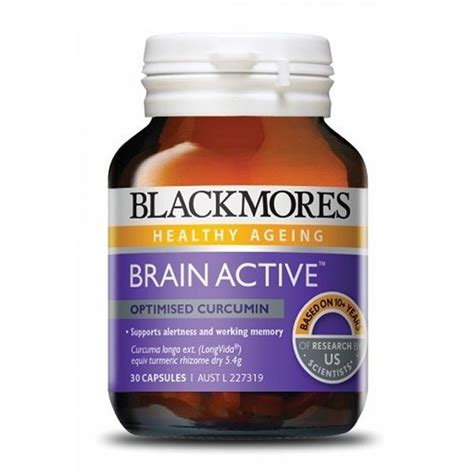 Blackmores Brain Active 30 Caps buy blackmores brain active 30 caps