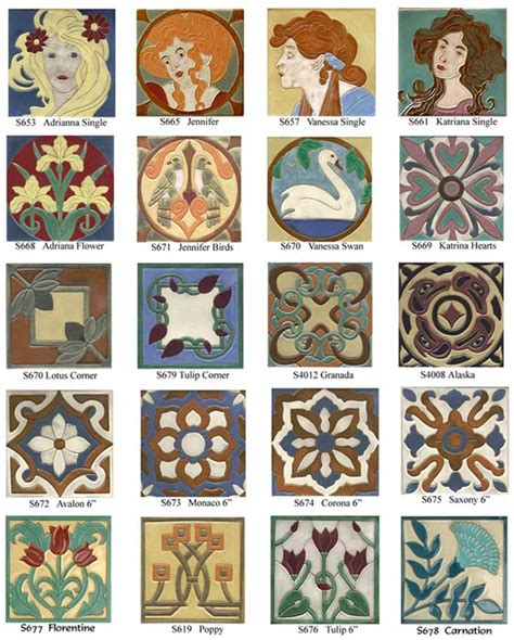 tile craft pin mosaic tile art on pinterest