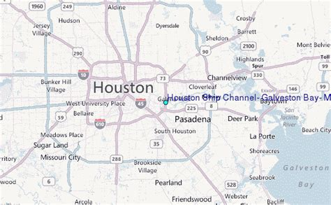 where is houston texas located on a map houston ship channel galveston bay manchester texas tide station location guide