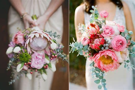 Unique Wedding Flowers by The Protea Bringing A Unique Floral Twist To Weddings