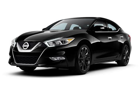nissan maxima 2017 black 2017 nissan maxima black 200 interior and exterior images