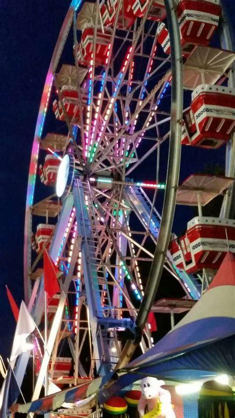 saratoga county fair tuesday jul