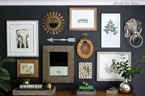 creating an eclectic gallery wall hometalk