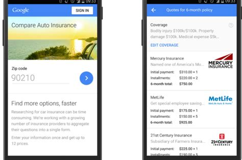 Compare Auto Insurance Rates by S New Car Insurance Site Lets You Compare Rates