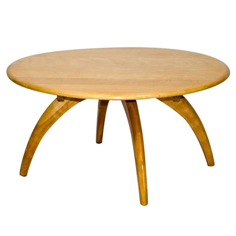 lazy susan cocktail or coffee table by heywood