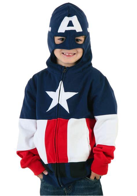 Hoodie Anak Anak Captain America captain america hoodie juvy