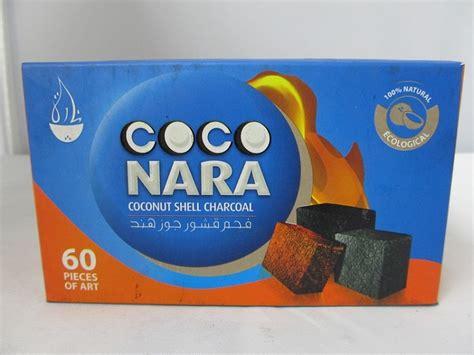 coco nara coco nara 60 pcs charcoal
