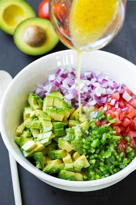 avocado salsa cooking classy