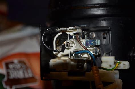 Pressostato Autoclave Collegamento Elettrico by 187 Collegamento Elettrico Motore Frigorifero