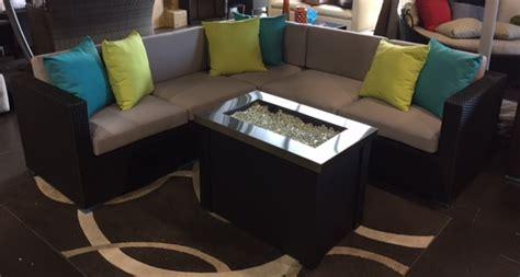 condo size sofa vancouver granville condo size patio sectional vancouver sofa company