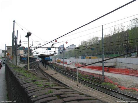 treni torino porta susa passante ferroviario di torino tra porta susa e stazione