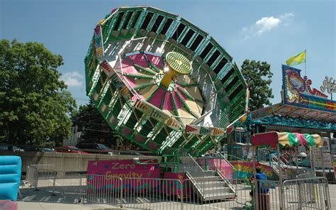 zero gravity carnival ride