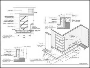 Home Interior Design Pdf by Autocad Drawing Fifandi