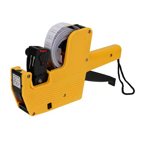 Promo Tag Gun Qida Isi 5000 Pcs 8 digits price tag gun labels machine support currency usd w 5000pcs label papers for