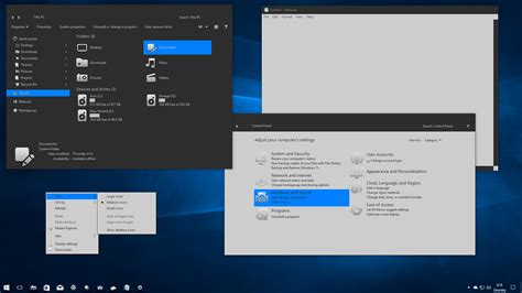 grey theme for windows 10 gray10 mixed for windows 10 creators update by gsw953onda