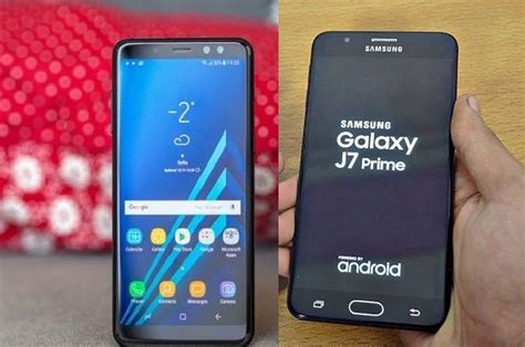 Harga Samsung J7 Prime Di Tahun 2018 samsung galaxy a8 2018 dan galaxy j7 prime bakal bawa