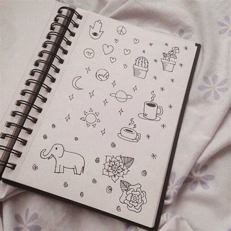 Notebook Doodles Search Doodles