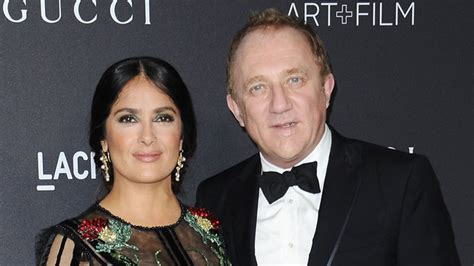 Salma Hayek Celebrates Wedding Anniversary with Throwback