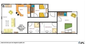 Awesome Small One Floor House Plans Floor Plan Software