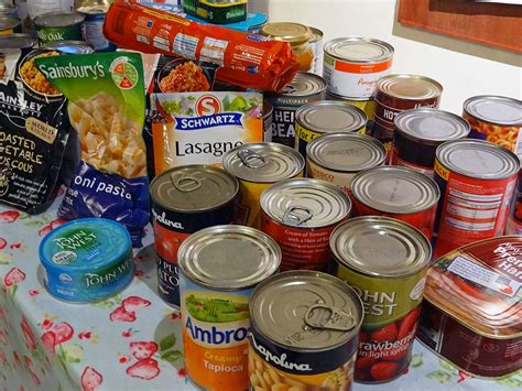 Manna Food Pantry by Church News Baptist Putney