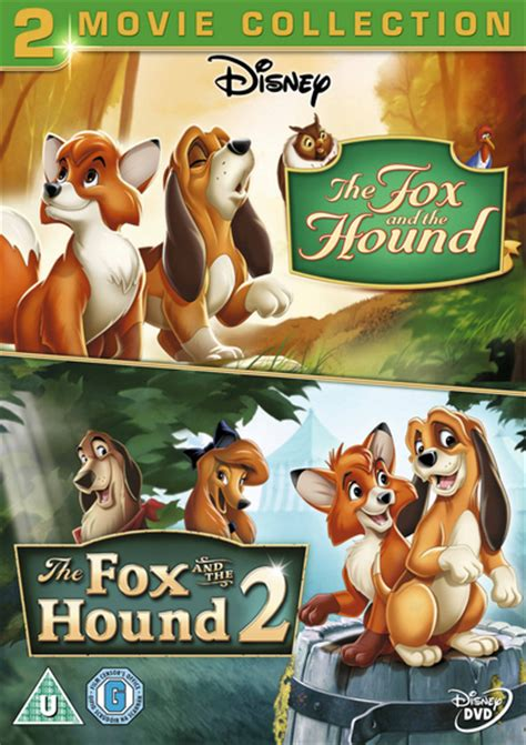 Limited Edition Forkguard Fox Blue Recomended the fox and the hound the fox and the hound 2 dvd hmv