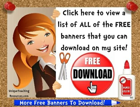 free printable reading banner free reading bulletin board display banner our class does