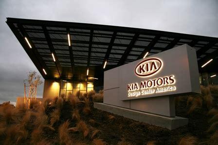 Kia Corporate Office Irvine Kia U S Corporate Cus And Design Center News Room