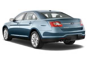 Ford Taurus Ltd Fwd 2012 Ford Taurus Reviews And Rating Motor Trend