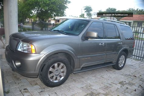 lincoln navigator 5 4 2011 auto images and specification lincoln navigator 5 4 2004 auto images and specification