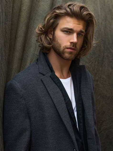Longer Hairstyles For Guys by 25 Hairstyles On Mens Hairstyles 2018