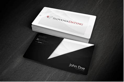 best looking business card template 30 best business card templates psd design freebie