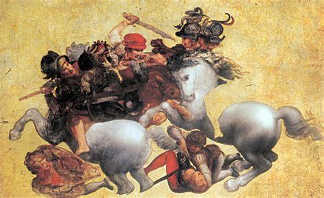 tavola doria leonardo era cos 204 la battaglia di anghiari folia