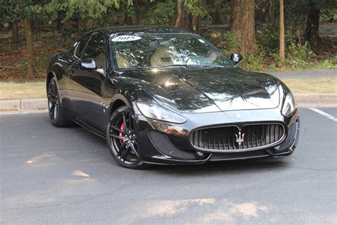 maserati for sale va 2015 maserati granturismo stock pf0127584 for sale near