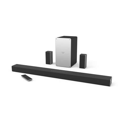 vizio unveils all new 2017 sound bars with premium home