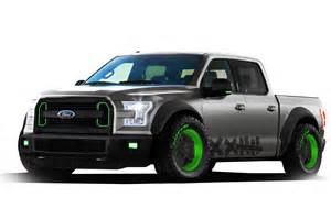 awesome ford f 150 concept trucks coming to sema show