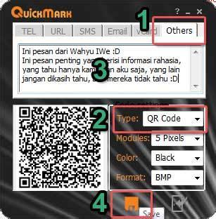 membuat qr code dengan delphi membuat pesan rahasia dengan qr code wahyu iwe