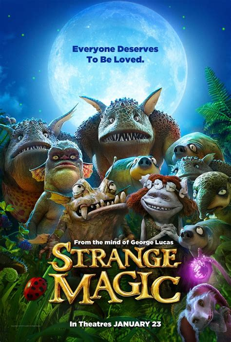Or Release Date Strange Magic Dvd Release Date May 19 2015