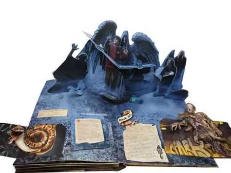 harry potter a pop up harry potter a pop up book based on the film phenomenon parka blogs