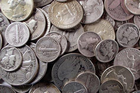 learn  silver coin melt    coins