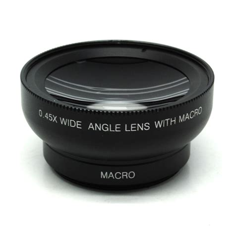 Lensa Wide Lens lensa wide angle lens 0 45x macro 12 5x for
