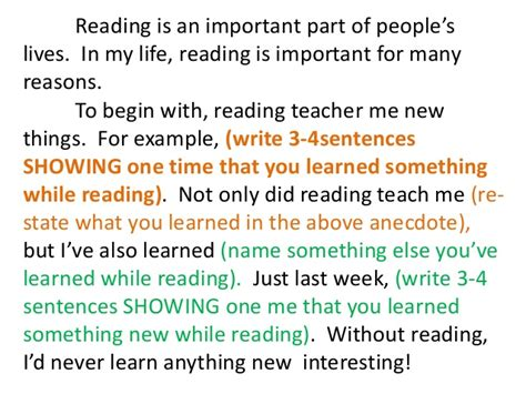 I Reading Essay by Essay For Reading Is Important The Importance Of Proofreading Papercheck