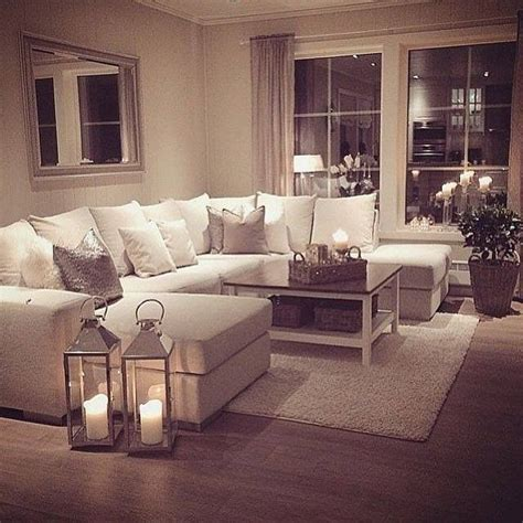 Cozy Living Room Furniture Best 25 White Couches Ideas On Living Room Decor Cozy Living Room With Sectional
